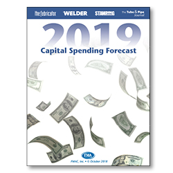 2019 Capital Spending Forecast