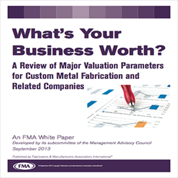 What's Your Business Worth? - White Paper